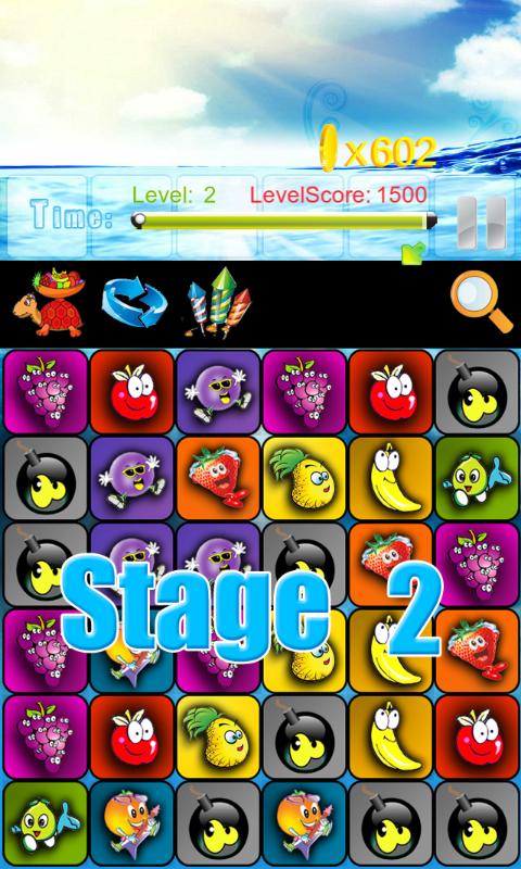 iFruit  Match 3 Puzzle Free - screenshot