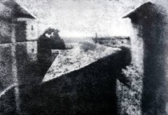Niepce - The First Photography - 1826