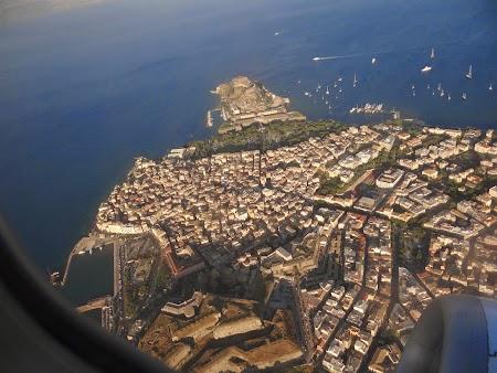 38. Corfu City din avion.JPG