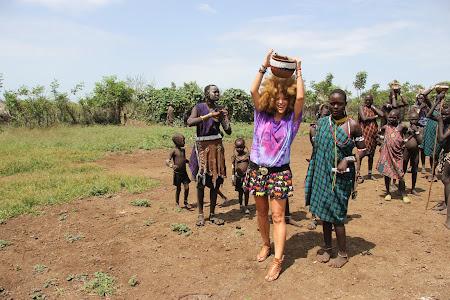 Delia in Africa.JPG