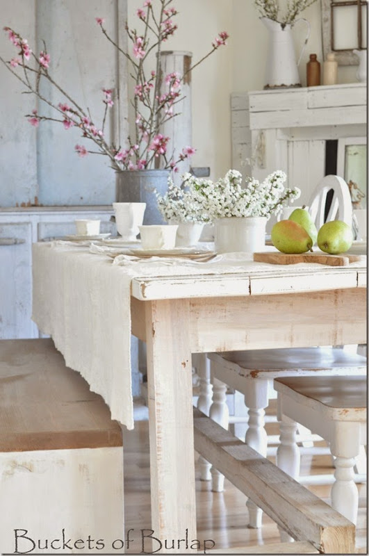 Spring table 12