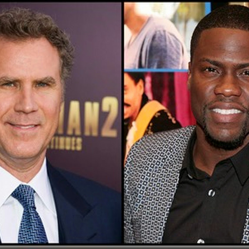 "Will Ferrell, Kevin Hart Headline New Comedy ""Get Hard"""