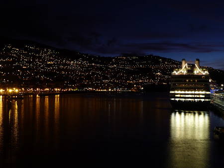 Transport Madeira: portul Funchal