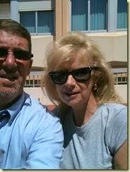 2010, juin Patrick et Sarah