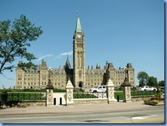 6052 Ottawa Wellington St - Parliament Buildings - Centre Block