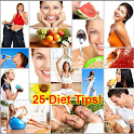 25 Diet Tips icon