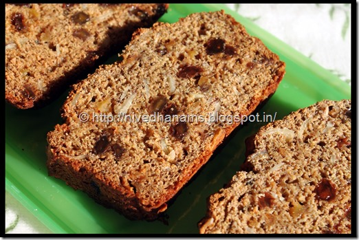 Apple Walnut Bread - IMG_3207