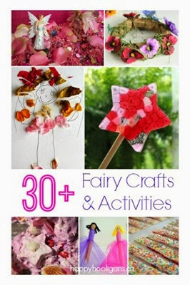 30 -fairy-crafts-and-activities from Happy Hooligans
