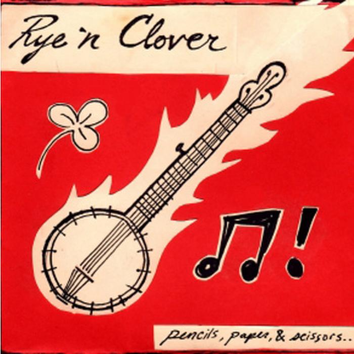 Rye 'n Clover - Pencils, Paper & Scissors