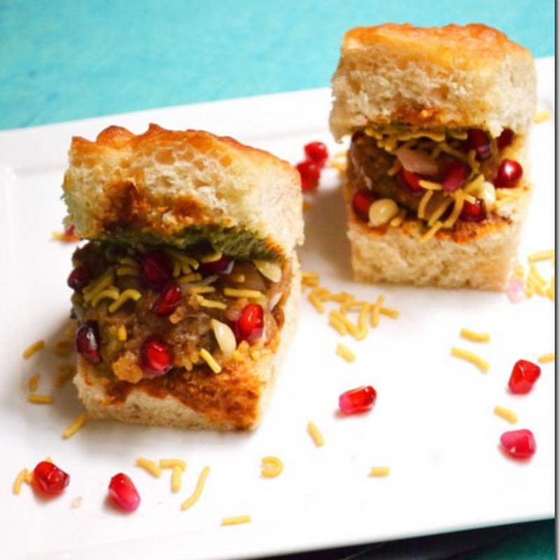 Kutchi Dabeli | Chaat Recipes