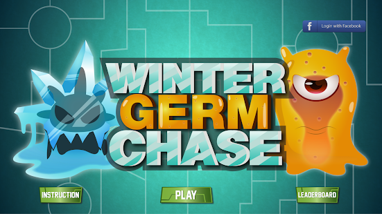 Dettol Winter Germs Chase- screenshot thumbnail