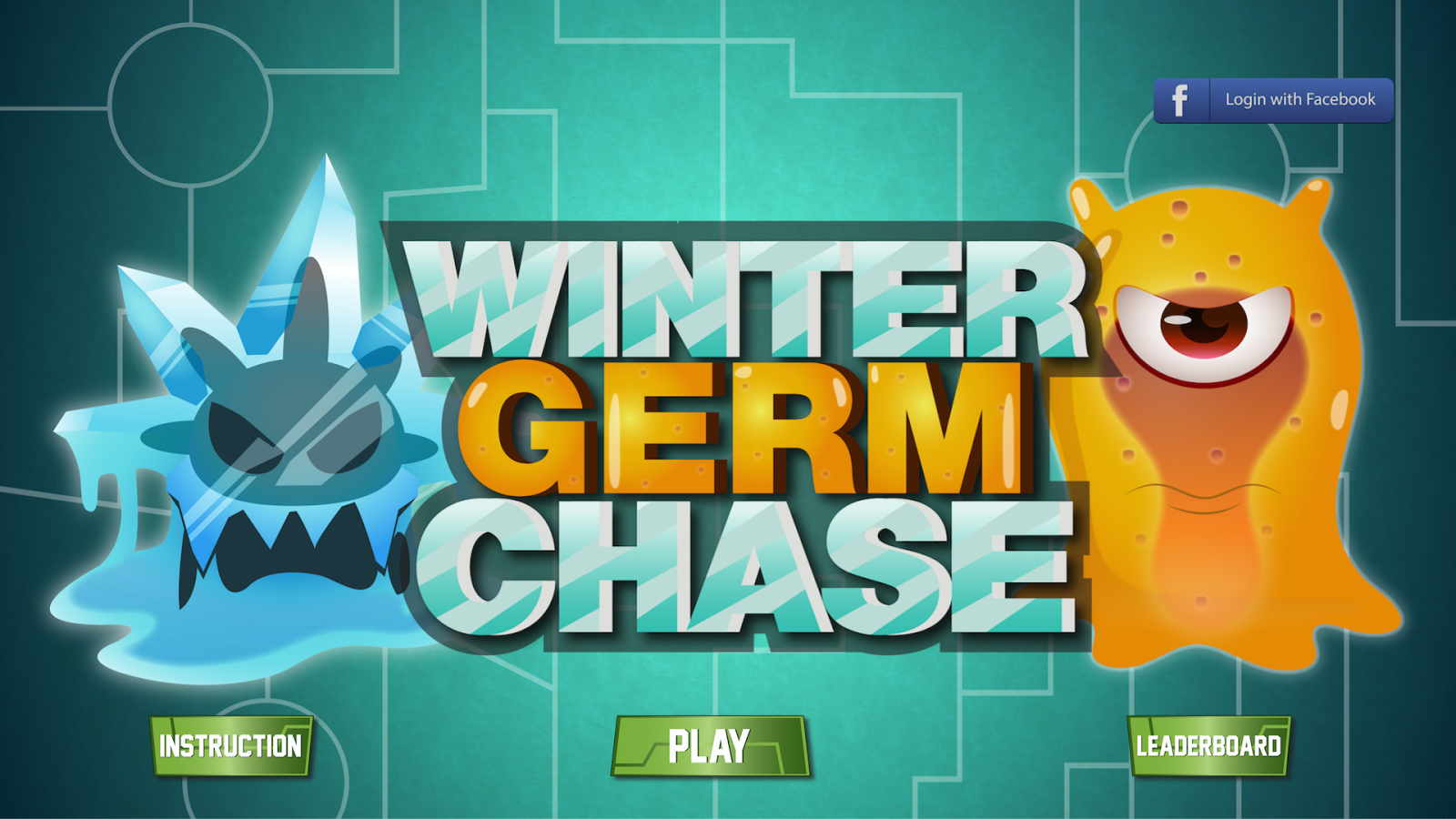 Dettol Winter Germs Chase- screenshot