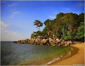 Остров Бинтан. Индонезия.