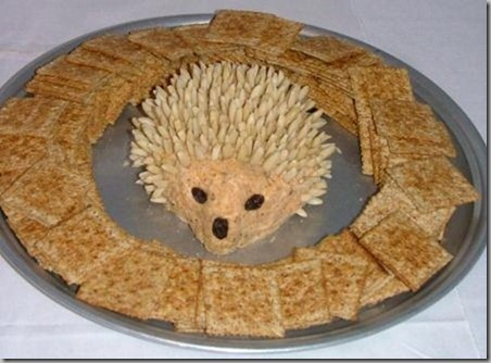 hedgehogcheezeball