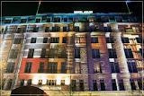 Hotel Adlon als Bücherregal
