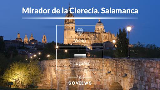 Mirador la Clerecía Salamanca