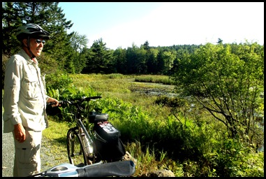Witch Hole Pond, bike 3 stone bridges, 6 wooden 040