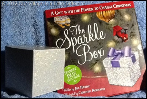 The Sparkle Box and Book
