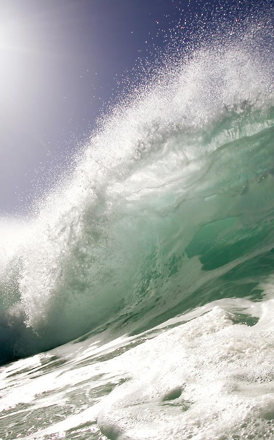 Waves Live Wallpaper Android Apps On Google Play