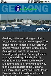 Intown Geelong Mobile- screenshot thumbnail