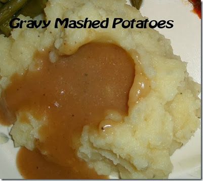 The best homemade mashed potatoes and gravy you will ever have! #recipes #realfood #thanksgiving