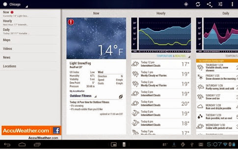 Descargar AccuWeather para Android