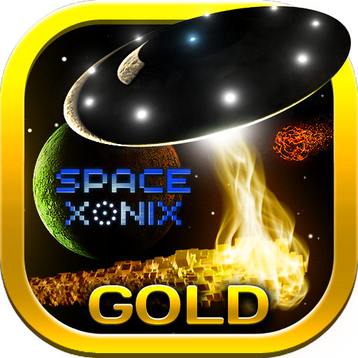 Space Xonix Gold