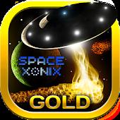 Space Xonix Gold