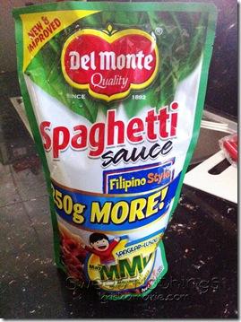 Kriska Cooks Filipino Style Spaghetti