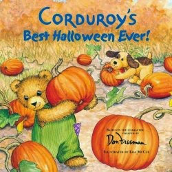 Corduroy First Halloween Ever