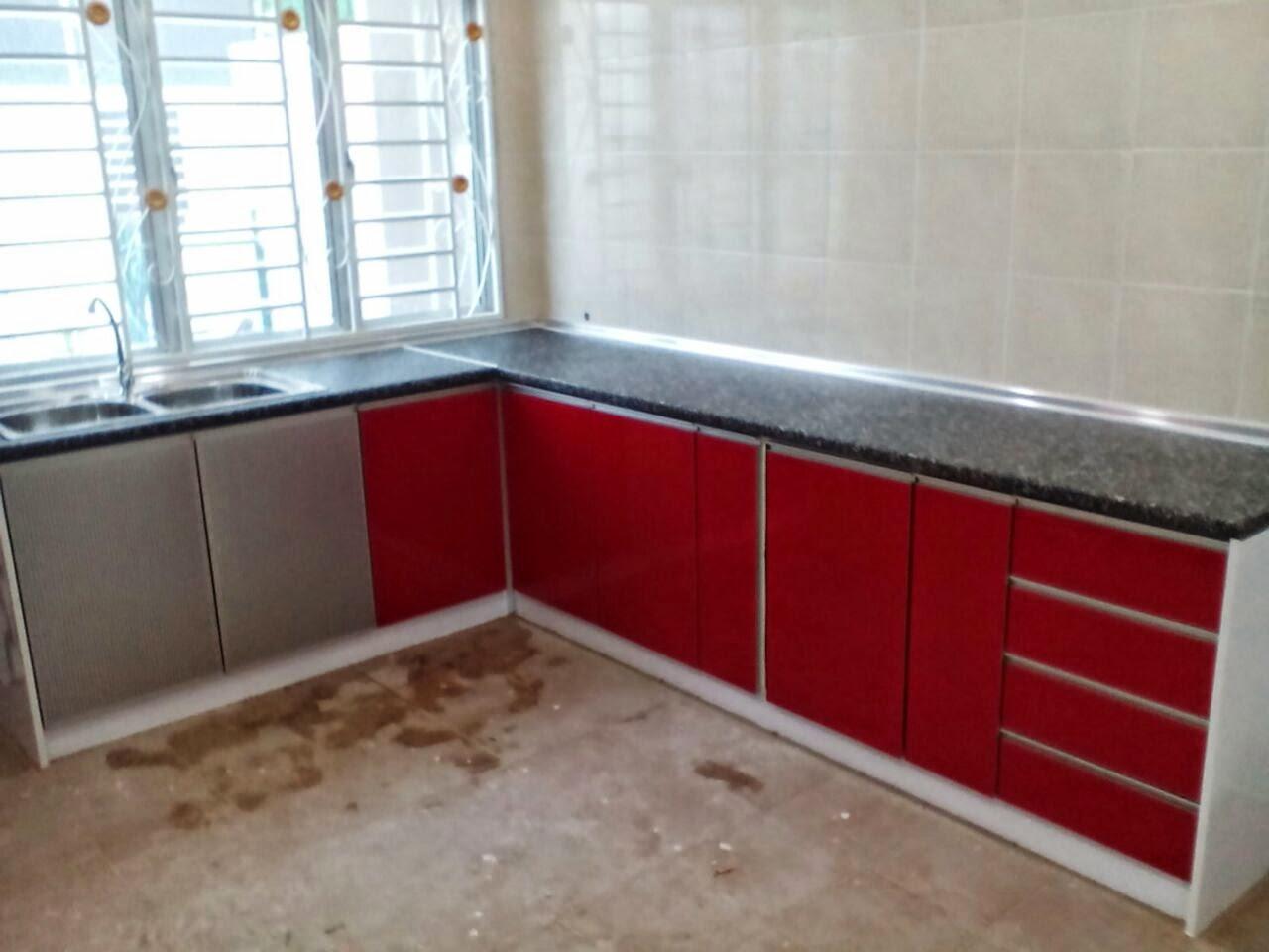 Satu Strategi Pemasaran Iaitu Promosi Kabinet Dapur 4g Gl Merah Dgn Harga Rendah Alhamdulillah Kami Mendapat Tempahan Sehinggakn X Cukup Tangan Nk
