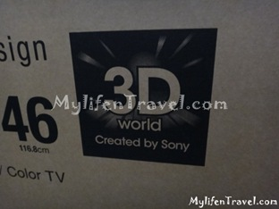 Sony LED Full HD TV 06