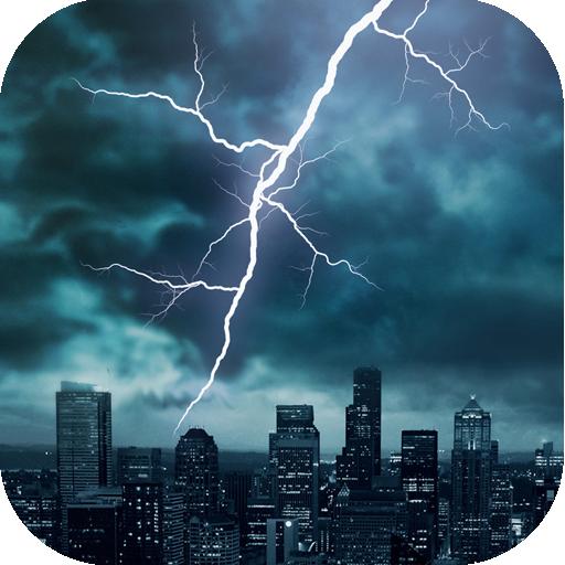 雷電動態桌布FREE(PRO) 個人化 App LOGO-APP試玩