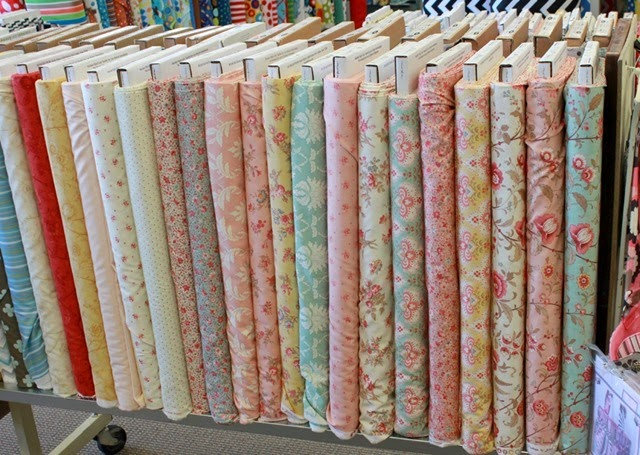 Printemps fabric