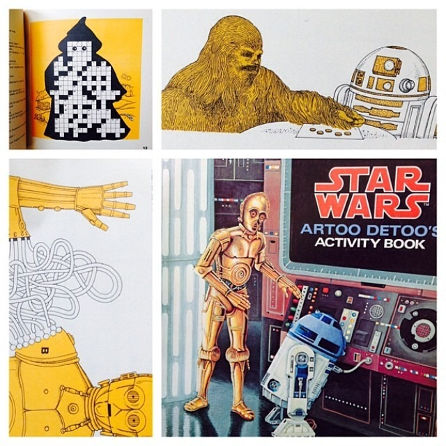 triedandtrueblog star wars activity book