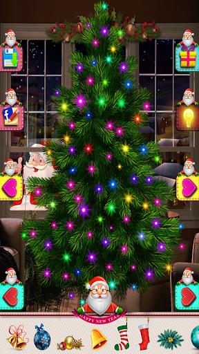 クリスマス ツリーの装飾