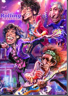 THE ROLLING STONES8