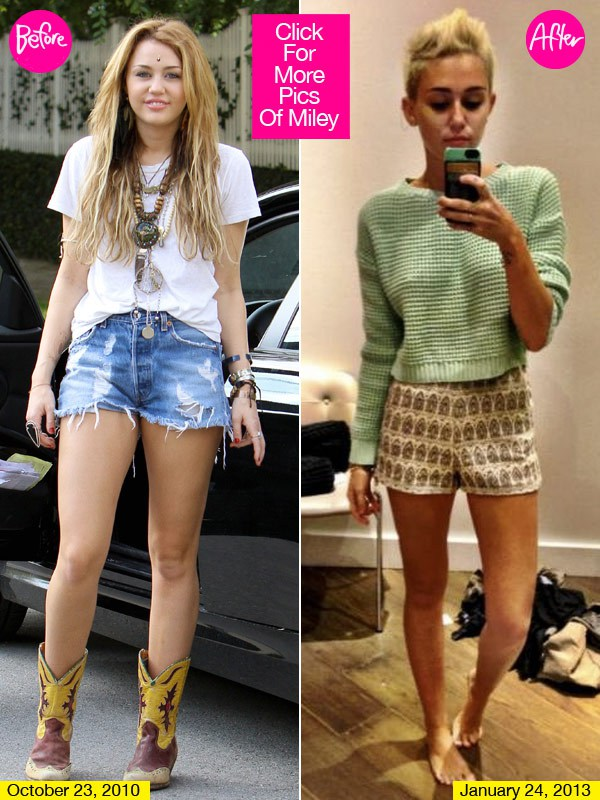Skinny Miley on Pinterest | Miley Cyrus