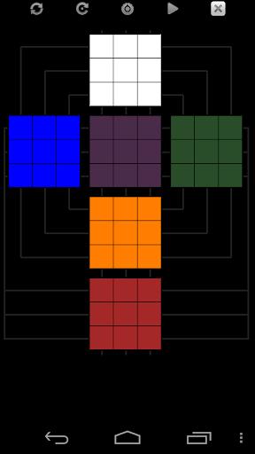 Cube Rubik's