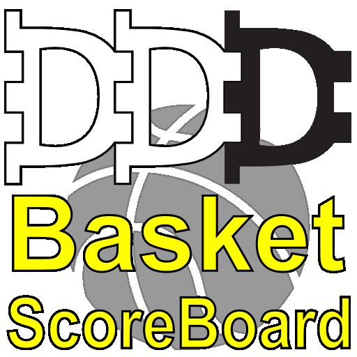 DK Basket Scoreboard 運動 App LOGO-APP試玩