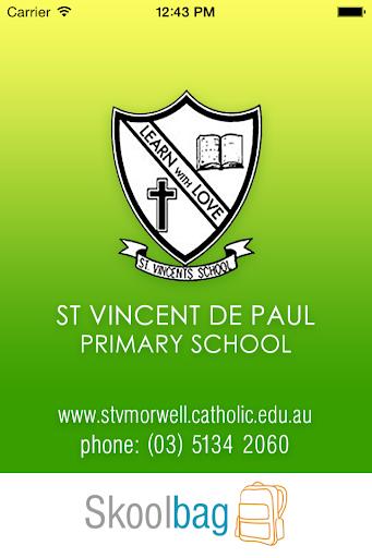 St Vincent de Paul PSME