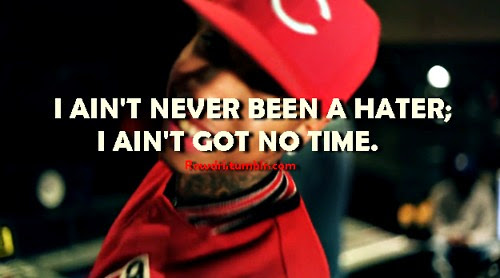 Rapper Quotes About Haters. QuotesGram