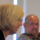 Joan Martin testifys in support of developer