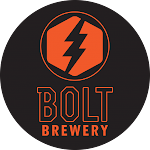 Logo for Bolt Brewery