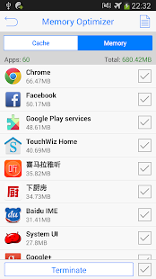 Android Cleaner (Clean) - screenshot thumbnail