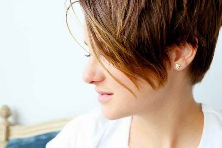 Latest Short Layered Hairstyles 2015