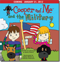 Cooper & Me and the Military {Review & Giveaway}