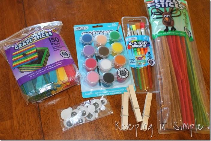 Craft Stick Turkeys (1)