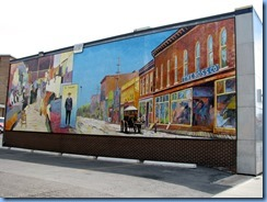 8350 King St - Welland - mural #25 Main Street