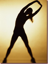 Fitness-Poster-Lady-Stretching